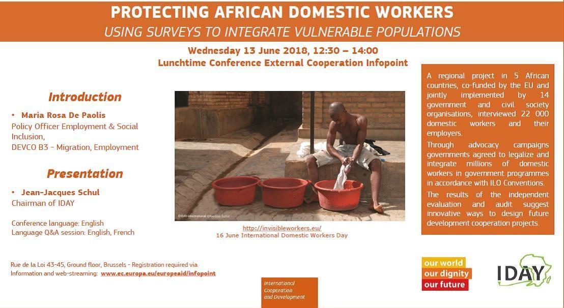 INFOPOINT - Travailleurs Domestiques