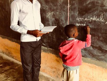 51. Éducation de qualité pour tous les enfants de Nguigmi