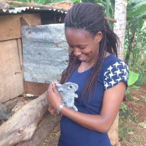 69. Appui à la scolarisation des enfants des familles paysannes défavorisées de Mbanza-Ngungu par le petit élevage