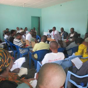 Amélioration de l'accès à l'outil informatique pour les jeunes défavorisés de Kinshasa