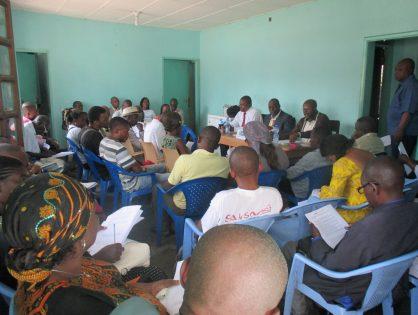 39. Amélioration de l'accès à l'outil informatique pour les jeunes défavorisés de Kinshasa