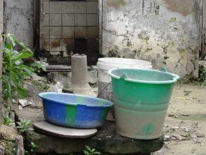 72. Projet d'assainissement à Mtambani and Kiharaka