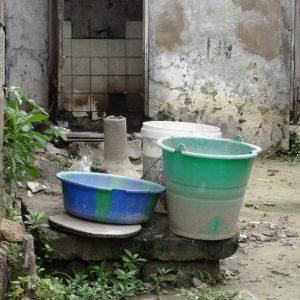 Projet d'assainissement à Mtambani and Kiharaka