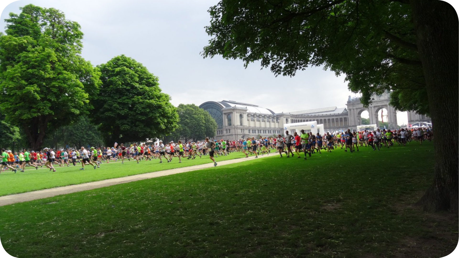 20km of Brussels : Run with us for a good cause!