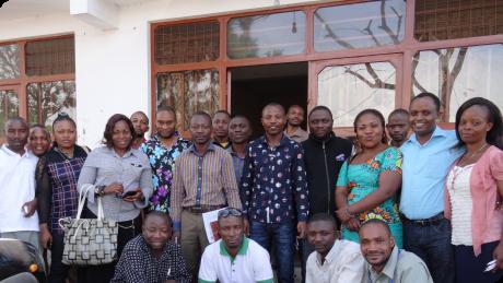 Des nouvelles du Kivu