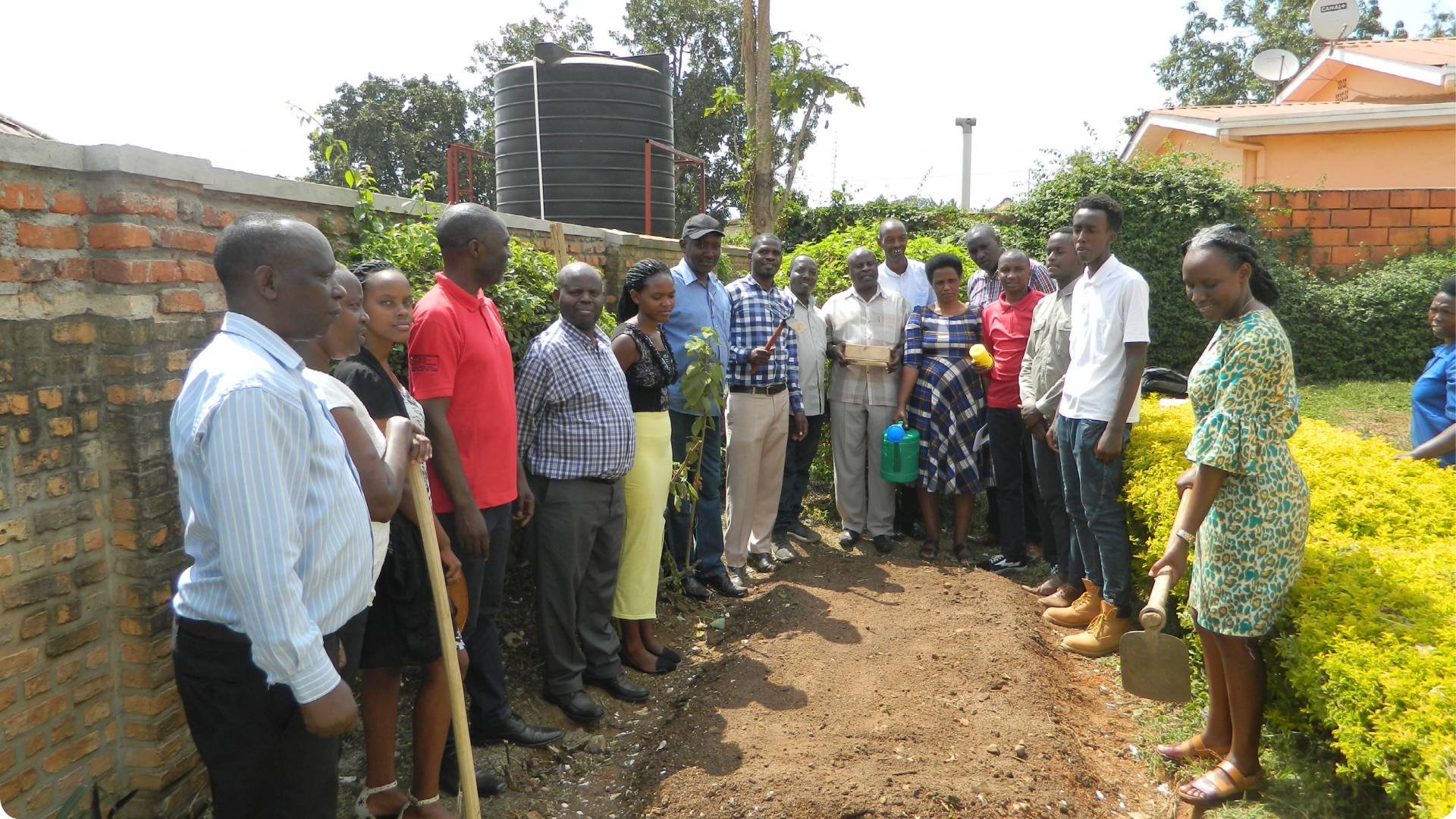 Creation of a seed bank of Artemisia annua in Burundi