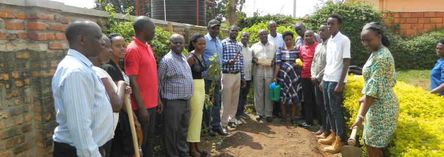 Création d'une banque de semences d'Artemisia annua au Burundi