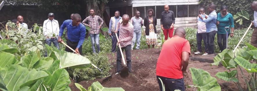Formation Artemisia à Goma