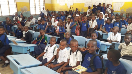Hygiène et assainissement en milieu scolaire en Tanzanie