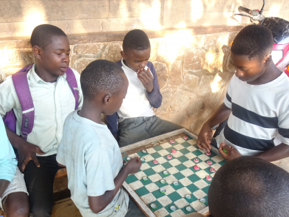 Rencontres au Rwanda et RD Congo