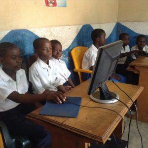 Projet d'appui à l'amélioration de la qualité de l'éducation de base par l'usage de l'outil informatique et l'accès à internet dans les milieux scolaires à Uvira au Sud-Kivu