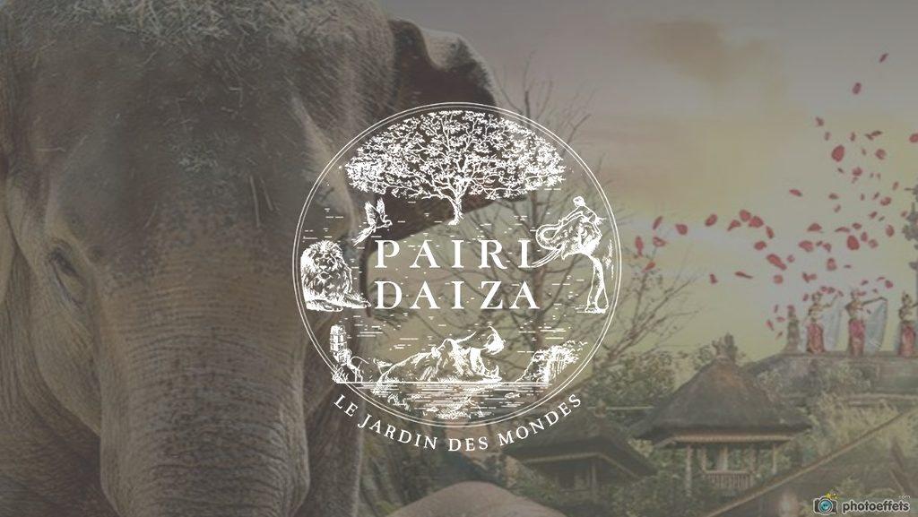 IDAY s'installe à Pairi Daiza