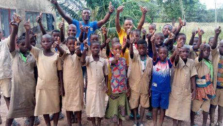 Des nouvelles du projet de jardins scolaires au Bénin