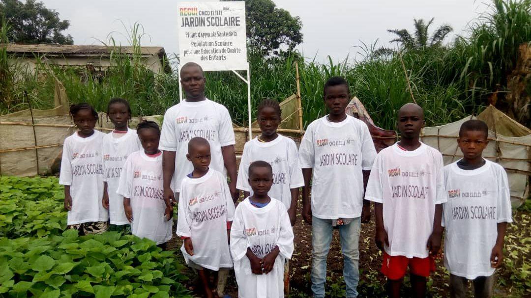 Projet d'appui à la santé pour une éducation de qualité  des enfants en Guinée