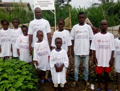 Health Support Project for Quality Education of Children in Guinea